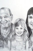 Commissioned Portrait -