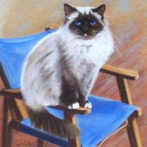 Birman on Chair